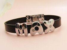 Black Rhinestone Fashion Bracelets