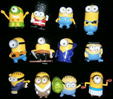 MINIONS Toys Despicable Me McDonald's Happy Meal 2015 Australia Set 12 Figurine