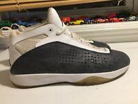 Air Jordan 2011 White/Black-Anthracite 436771-101 Men Size 11 Sneakers