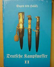 Deutsche Kampfmesser 2 Dolche Ehrendoche Messer Einsatzmesser Buch Bildband