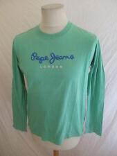 T-shirt Pepe Jeans  Vert Taille 16 ans à - 54%