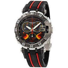 NEW Tissot T-Race Stefan Bradl Men's Quartz Chronograph Watch T0924172705702