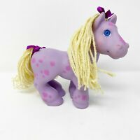 Vintage Hasbro Cabbage Patch Kids Crimp'n Curl Purple Pony Horse