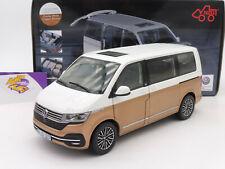 NZG 10171/67 # Volkswagen Multivan T6.1 Generation Six Bj. 2020 weiß-bronze 1:18