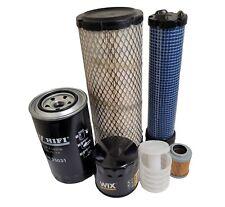 Cfkit Filter Kit Fortakeuchi Tb228 Tb235 Tb250 Withyanmar 4tnv88 Eng 4tnv88