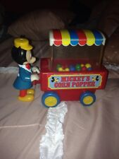 Old Mickey Mouse corn popper.