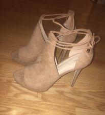 Aldo Womens Nude Heel Sandals •Size UK 5.5 / EU 38.5• Brand New❗️RRP69.99