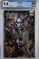 VENOM #6 CGC 9.8 SUAYAN TRADE VARIANT MARVEL SPIDERMAN KRULL APP BLACK CAT 1ST