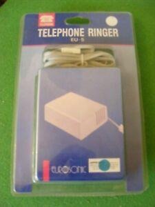 Indoor telephone ringer