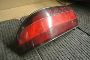 93 - 97 GEO PRIZM LEFT DRIVER SIDE TAIL LIGHT LAMP QUARTER PANEL OEM , 166-58612