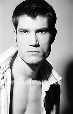 Lenox Fontaine Original B&W 35mm Film Negative Male Model Gay Interest Photo #11