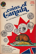 HN Haxby and Willey Coins of Canada Third edition 1858-1975