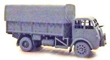 Milicast Uk298 1/76 Resin Wwii British Foden Dg4/6 6 Ton 4x2 Gs Truck