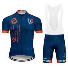 2020 Fashionable Cycling Jersey Shorts Sets Short Sleeve Shirt Short Pants Kit