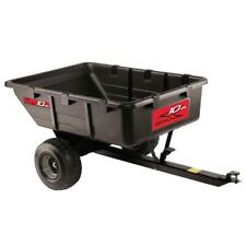 Brinly-Hardy Tow-Behind Poly Utility Cart 10 cu. ft. 650 lb. Rust Resistant