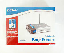 D-LINK DWL-G710 DL590065 ESTENSORE DI CAMPO WIRELESS 54 MBPS