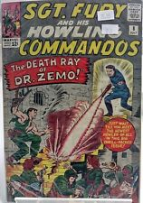 Sgt. Fury and His Howling Commandos Issue #8 GD 2.0+
