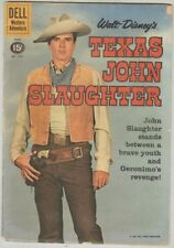 Four Color #1181 April 1961 G/VG Photo Cover, Texas John Slaughter