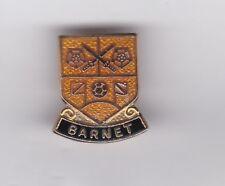 Barnet  - lapel badge No.1 brooch fitting