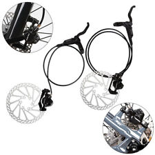 Bicicleta Rotor Delantero / Trasero Aceite Disco Pinza de Freno MTB Carretera