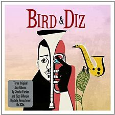 Dizzy G Charlie Parker G - Bird & Diz [New CD] UK - Import