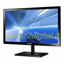 TV SAMSUNG LED 22 POLLICI HD DVB-T MONITOR USB CI SLOT  HDMI PC VGA DIGITALE