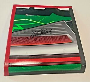 2020 Kyle Busch Interstate Batteries Signed Race Used 8x10 Sheetmetal Piece #5