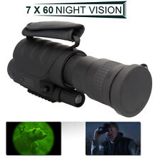 Rongland 6x Infrared Monocular Telescopes Night Vision Hunting Camera 13° 400m
