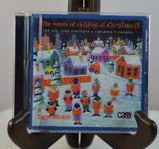 The Voices of Children at Christmas II 2001 by The New York Symphony (CD, 2001)