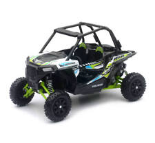 Polaris RZR XP1000 1:18 White Lightning Side by Side  New Ray Toy Model 57593C