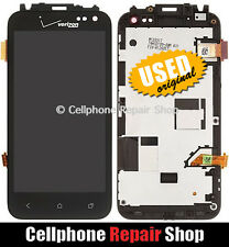 Verizon Droid Incredible 4G LTE LCD Display Touch Screen Digitizer Lens Frame UA