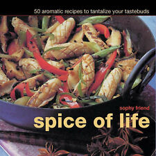 Spice of Life, 0, Hardcover, New