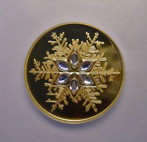 Canada 300 Dollars 2006 Gold PCGS PR69DCAM Crystal Snowflake KM#680  60g