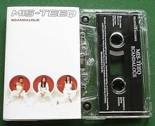 Mis-Teeq Scandalous Cassette Tape Single - TESTED