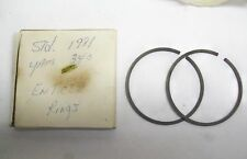 YAMAHA SNOWMOBILE  340 ENTICER 1981 STD RING SET NOS
