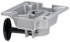 Attwood Marine Seat Mount Base W/ Friction Control 818440 for 2-3/8 Pedestal LC