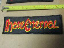 Hate Eternal Patch For Jacket black classic thrash heavy metal hard rock death