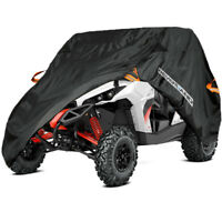 Utility Vehicle Storage Cover Waterproof For Can-Am Maverick 1000R XMR DPS 4x4