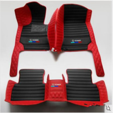Suitable for BMW-X1-X2-X3-X4-X5-X6-X7-2000-2020 luxury custom Car floor mats