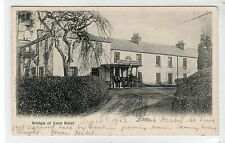 BRIDGE OF EARN HOTEL: Perthshire postcard (C24602)