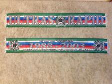 Ultras seidenschal ULTRAS RAPID / 1988-2003 - RAPID WIEN 2
