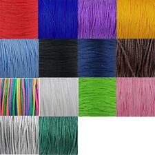 95m Braided Nylon Knotting thread 1.8mm Thick bracelets cord Shamballa Kumihimo