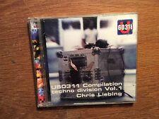 U60311 Compilation Vol.1 [2 CD Album] Chris Liebing