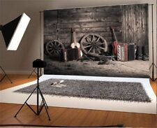 Vintage Grunge Farm Room 7x5ft Photography Backgrounds Vinyl Photo Backdrop Prop