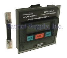 NEW! FIREYE ED510 EP/EPD LCD Display with Keypad