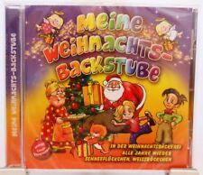 Meine Weihnachts Backstube + CD + Weihnachten Kinder + 20 stimmungsvolle Lieder