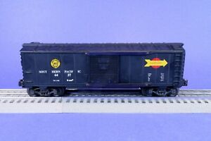 K-Line O Scale SP Southern Pacific 6437 Boxcar with Diesel Sounds