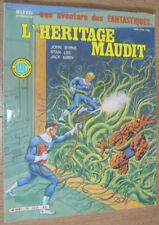 L'Héritage maudit (Une aventure des Fantastiques n°36)