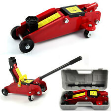 2 Ton Hydraulic Trolley Floor Jack Car Van Garage 2000kg Lift TUV CE UK