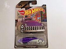 Hot Wheels Garage Series #6/10 Purple Passion #DLV37 1:64 scale